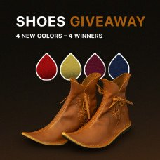 Shoes Giveaway