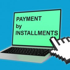 Pay installments for individual customers