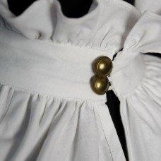 Men shirt with frills XVI-XVII century
