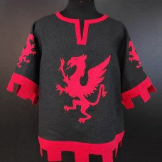 Tabard with griffin made by Steel Mastery
