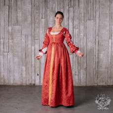 Something about XV century costumes...