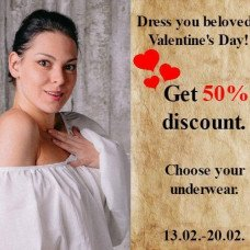St.Valentine's special!