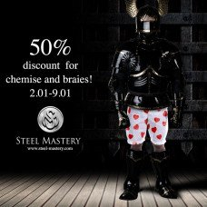 Gift month in Steel Mastery!