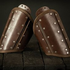 Brigandine bicep protection - new item!