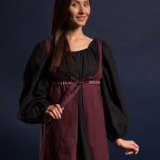 "Dress ""Amethyst"" - a gem, made of fabric!"