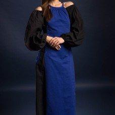 "Fantasy dress ""Sapphire"" - new item!"