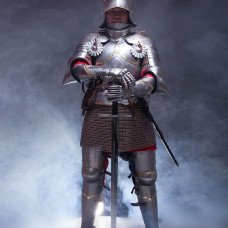 One and only - Gothic armor! New photos!