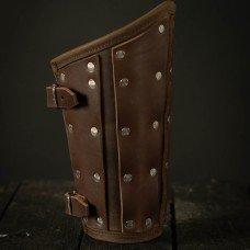 Medieval brigandine bracers - new item!