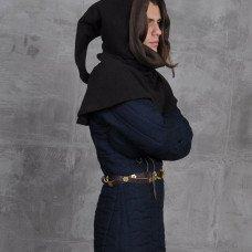 Medieval Hood with liripipe - new item!