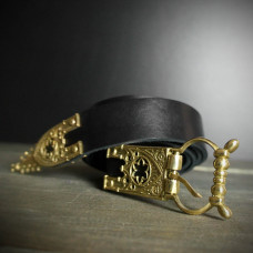 Medieval belt in Gothic style - new item!
