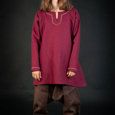 Bright autumn in medieval shirt by Steel Mastery