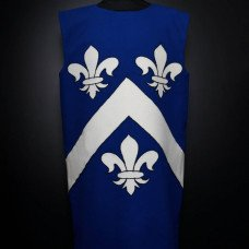 French-style tabard - check out new item!
