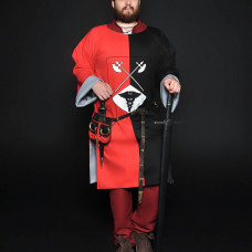 Tabard with axes - be notable!