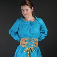 Wide fabric belt - new item!