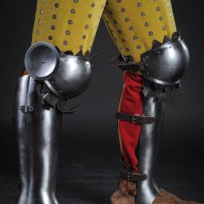 More armor for legs - new photos are here!
