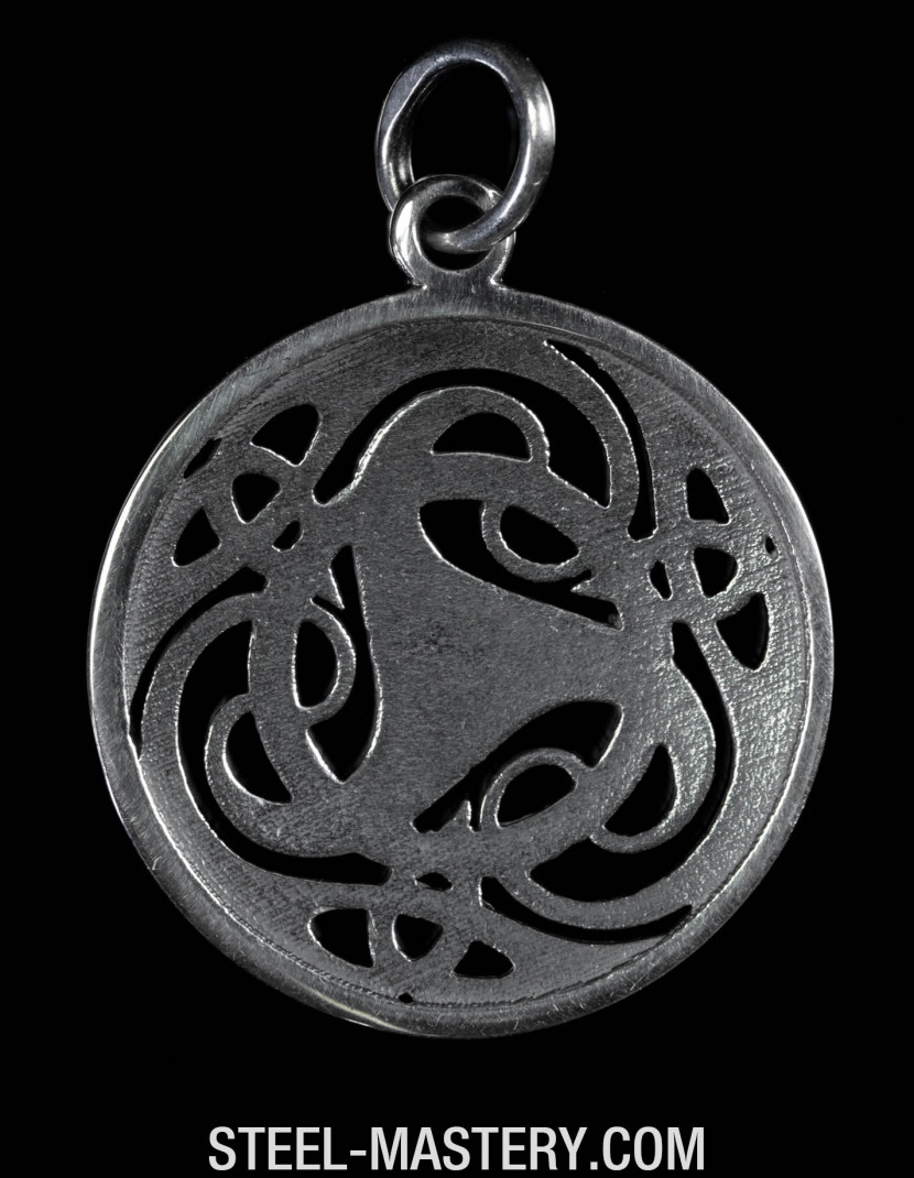 Pagan amulet - Trixel photo made by Steel-mastery.com