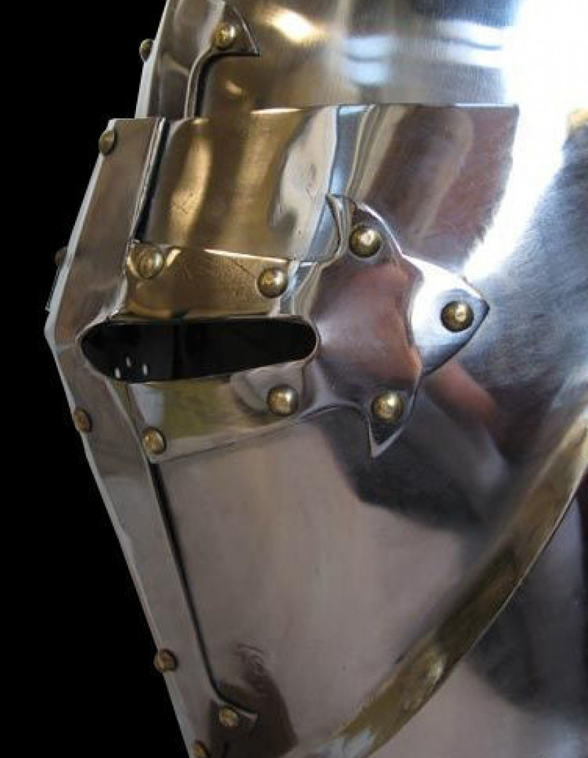 Sugarloaf helm photo made by Steel-mastery.com