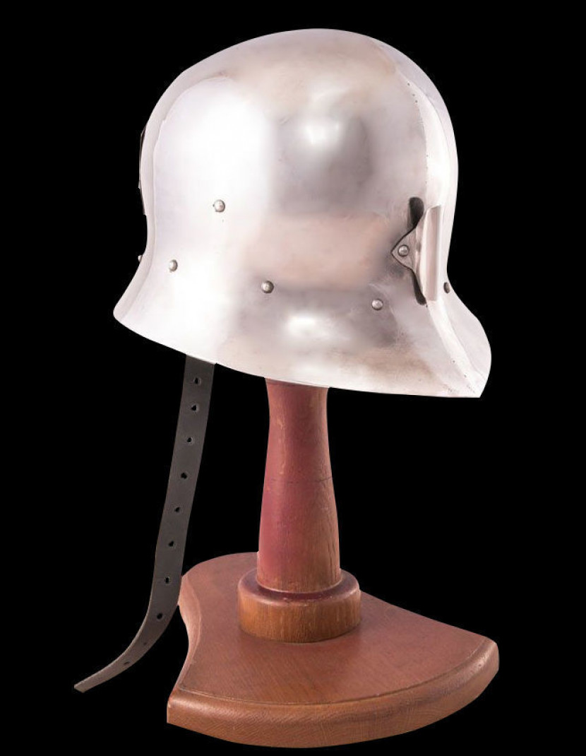 Archer Sallet 1430 - 1480 years photo made by Steel-mastery.com