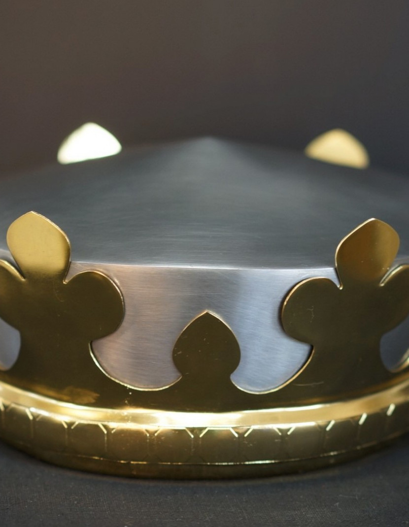 THE CROWN OF FOLTEST, KING OF TEMERIA photo made by Steel-mastery.com