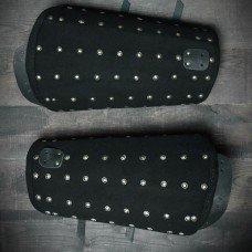 Brigandine thigh protection - new photos!