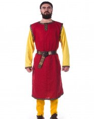 Men s costume of XIII-XIV centuries