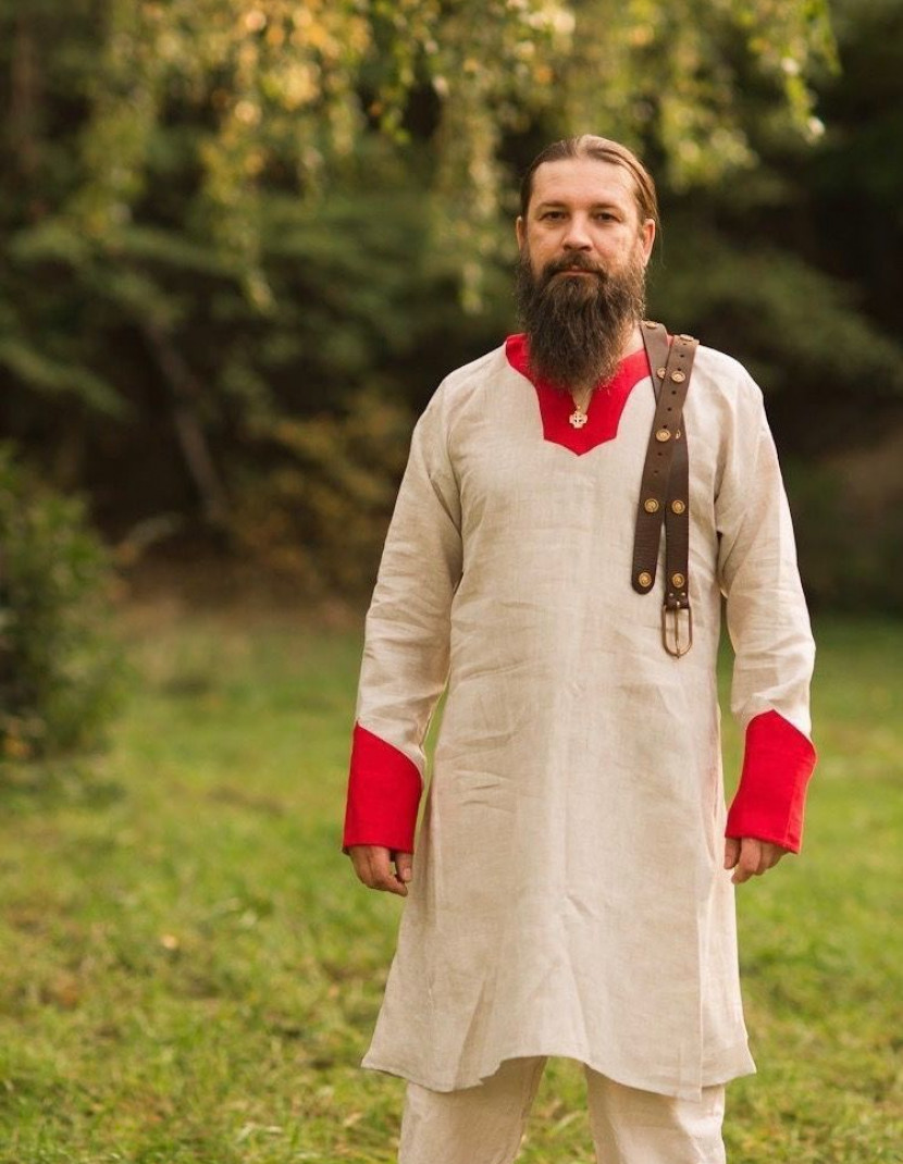 Knight s shirt, Europe X-XIII century photo made by Steel-mastery.com
