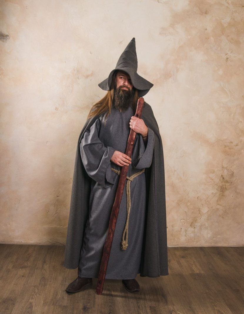 """Fantasy-style costume """"Wizard"""" photo made by Steel-mastery.com"""