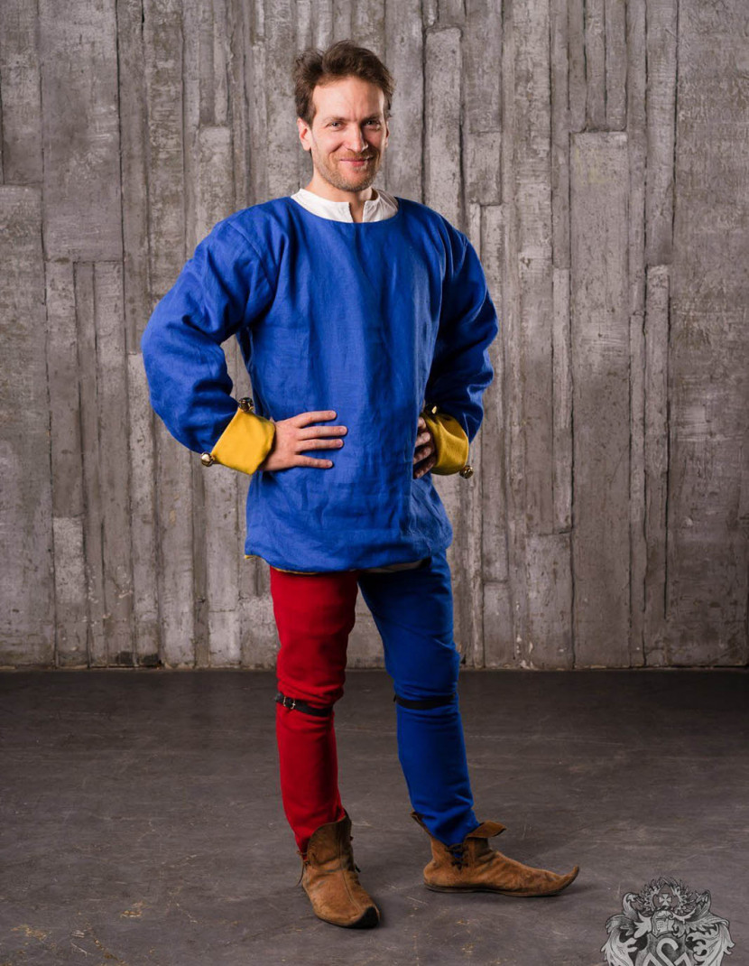 Costume of court jester photo made by Steel-mastery.com