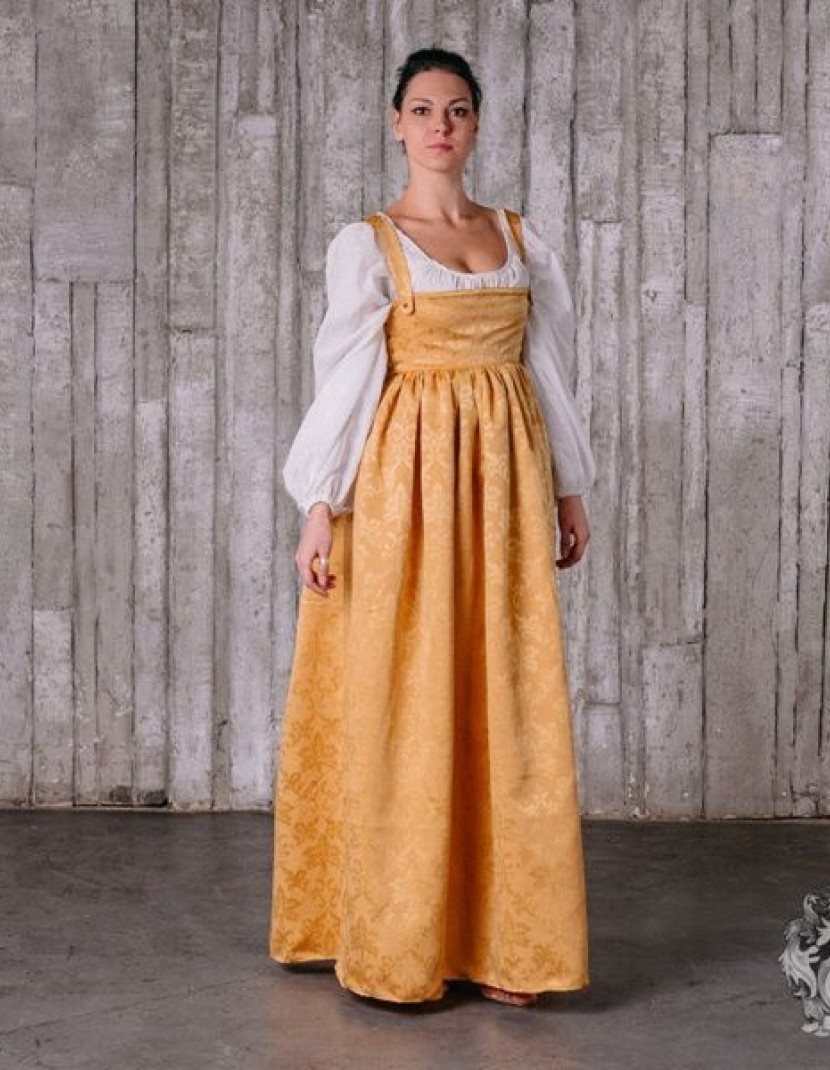 Italian underdress, XV century photo made by Steel-mastery.com