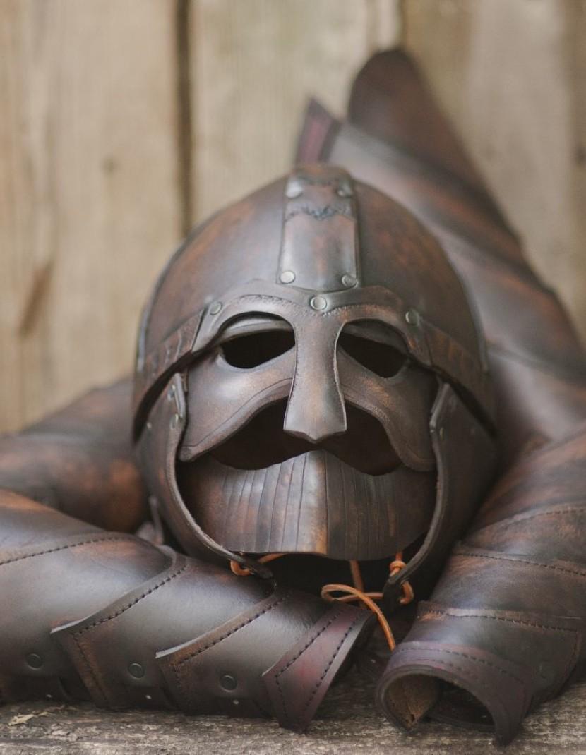 Helmet of Gladiator photo made by Steel-mastery.com
