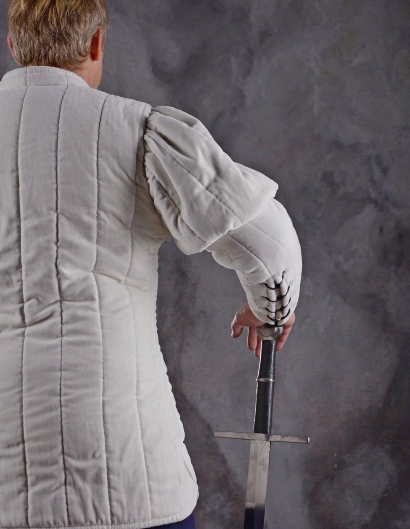 Puffed sleeves doublet photo made by Steel-mastery.com