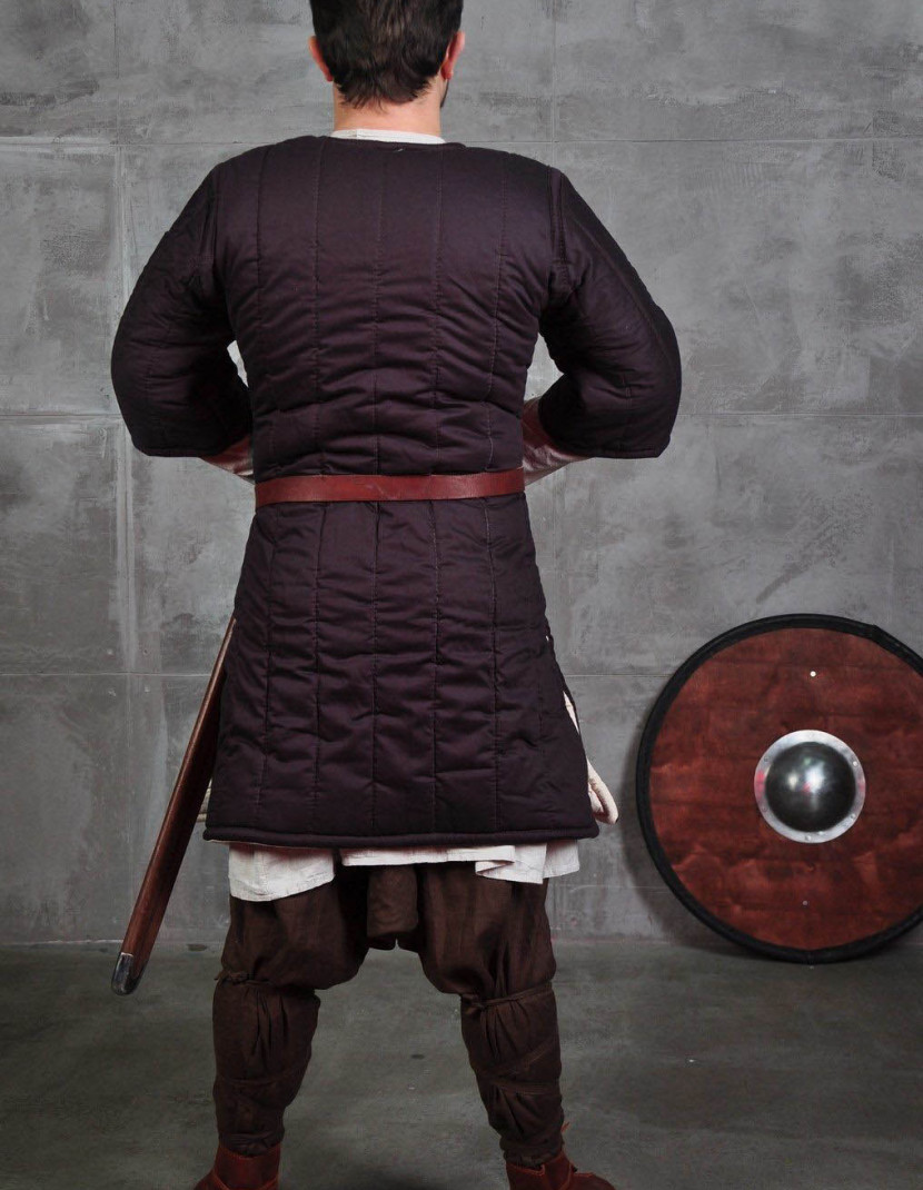 Gambeson VI-XIII century photo made by Steel-mastery.com