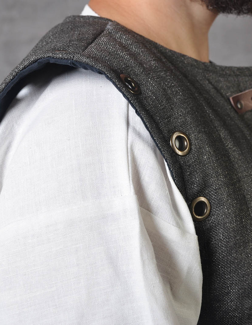 Medieval epoch doublet in Renaissance style photo made by Steel-mastery.com