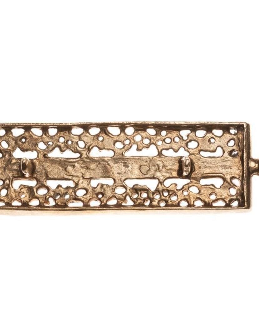 Medieval strapend, XIV-XV centuries photo made by Steel-mastery.com