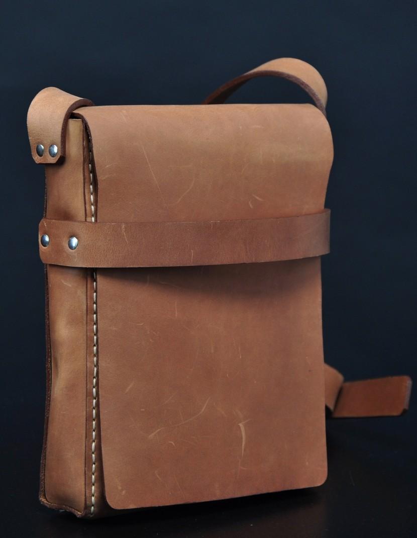 Ankh-Morpork mail bag photo made by Steel-mastery.com