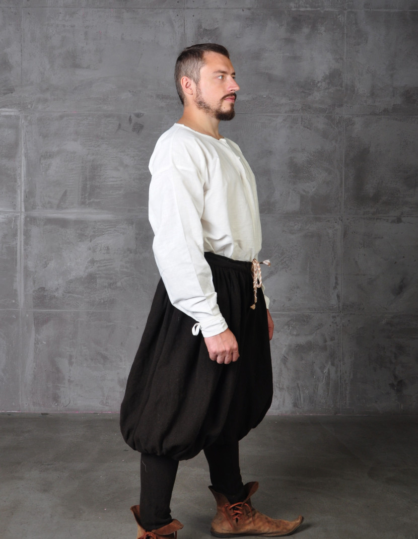 Wide medieval pants photo made by Steel-mastery.com