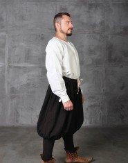 Wide medieval pants
