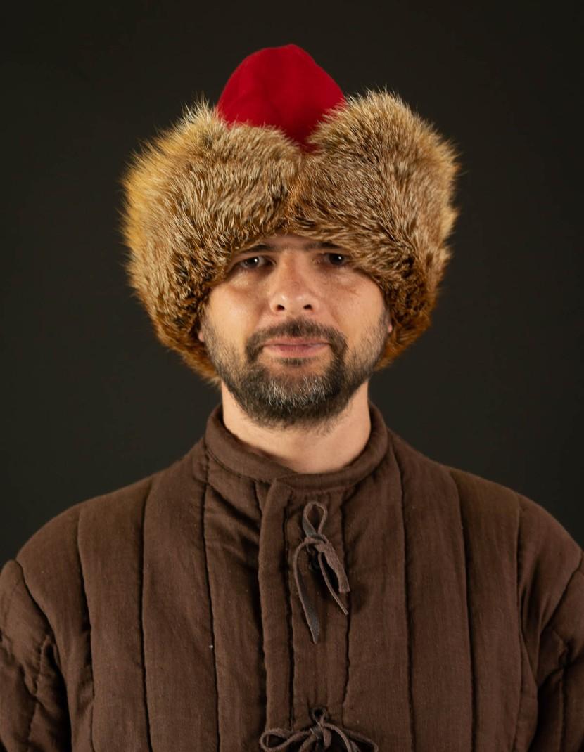 Cossack headwear of the XVII century photo made by Steel-mastery.com