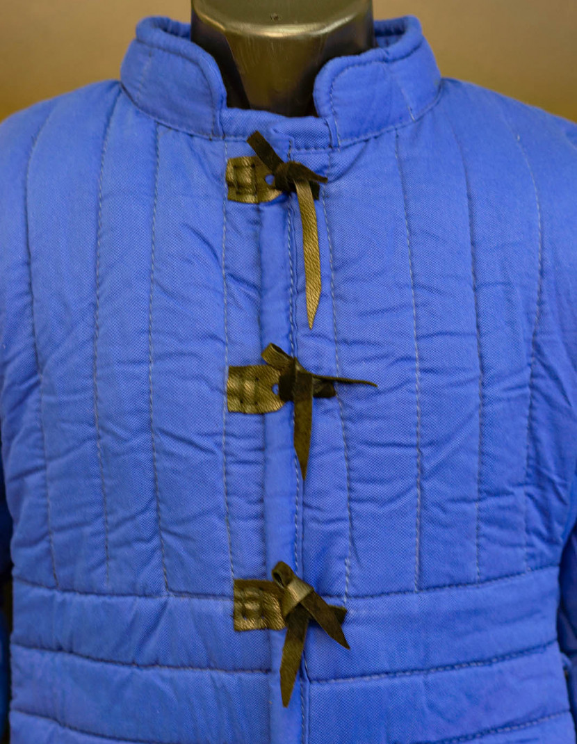 WOMEN'S GAMBESON 2 LAYERS PADDING photo made by Steel-mastery.com
