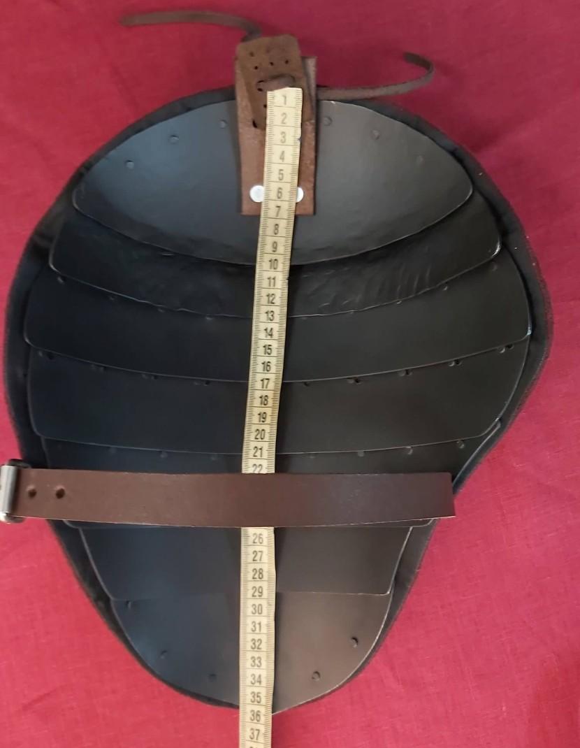 STEEL SPAULDERS photo made by Steel-mastery.com