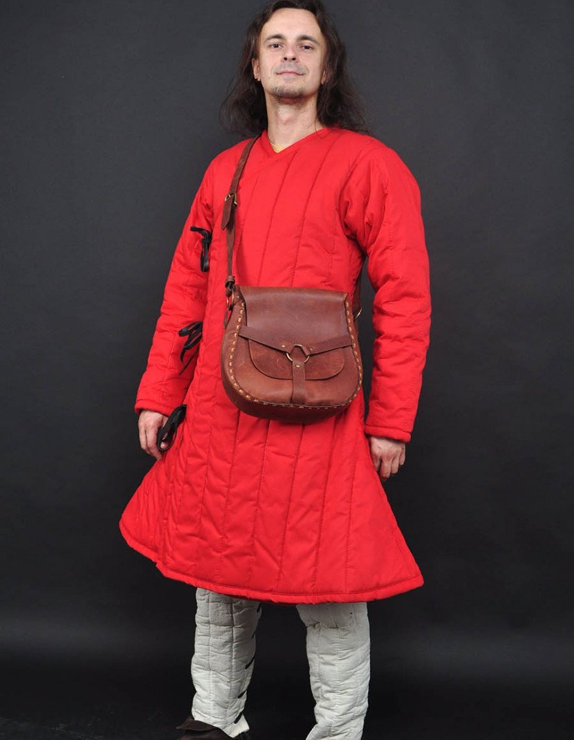 Eastern red gambeson photo made by Steel-mastery.com