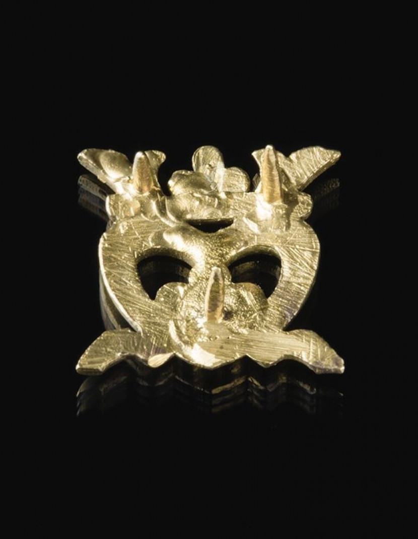 German belt mount, mid-XV century photo made by Steel-mastery.com