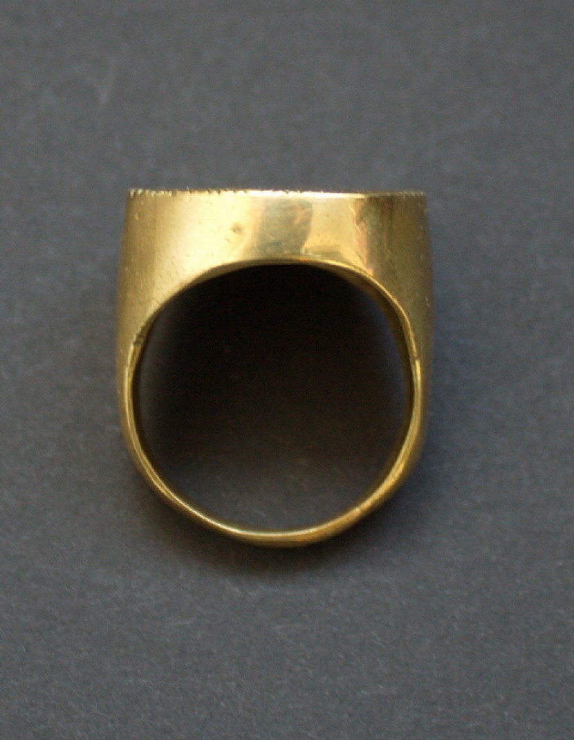 Rus ring photo made by Steel-mastery.com