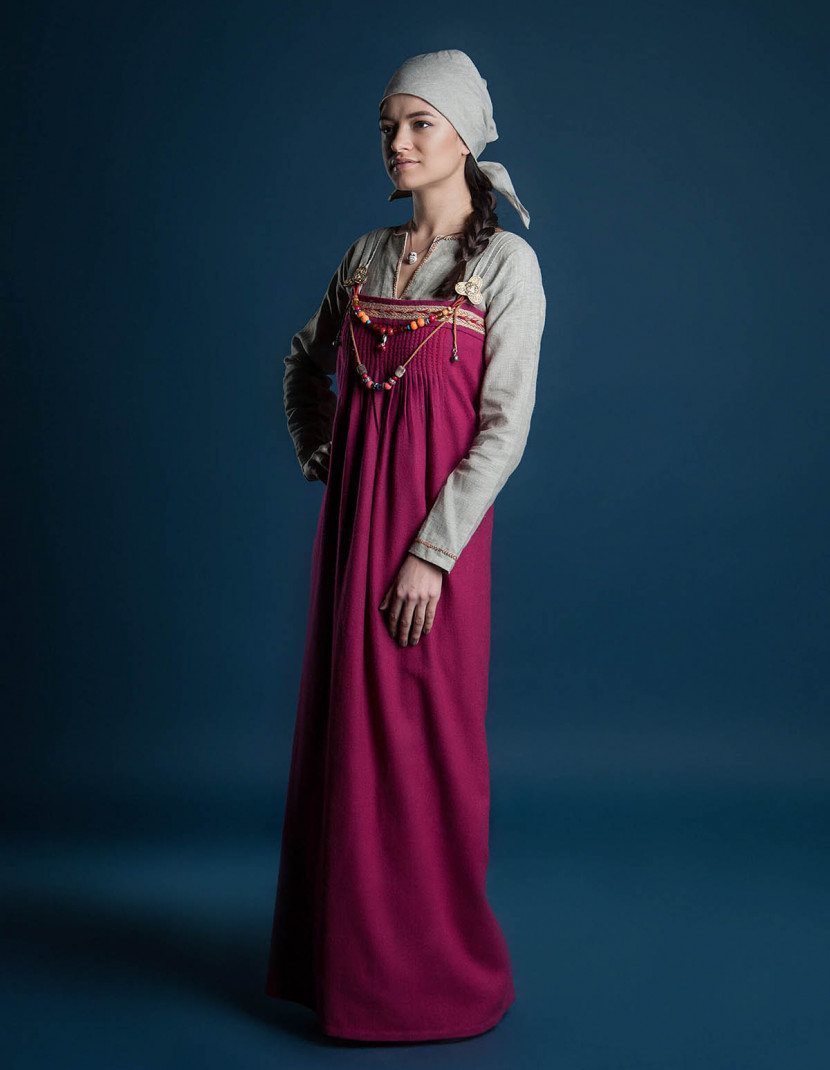 """Scandinavian viking outfit """"Sigyn style"""" photo made by Steel-mastery.com"""