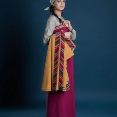 """Scandinavian viking outfit """"Sigyn style"""" - one more wonderfull women's outfit!"""