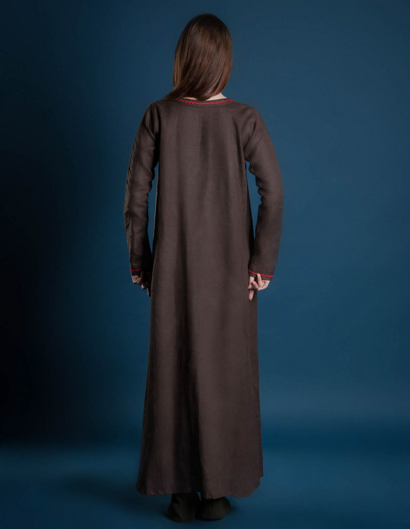 """Women's Scandinavian outfit """"Frigg style"""" photo made by Steel-mastery.com"""