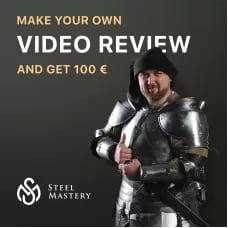 Make video review and win 100 EUR!