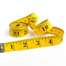 Standard sizes for clothes