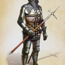 A day in the life of medieval knight