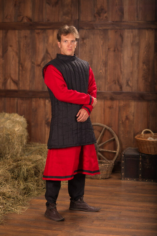 Gambeson, sleevless gambeson